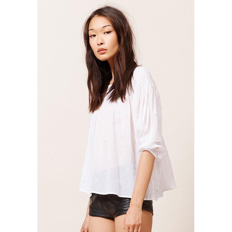 Paris boutique de mode vêtement Top créateur bohème Bourgeon