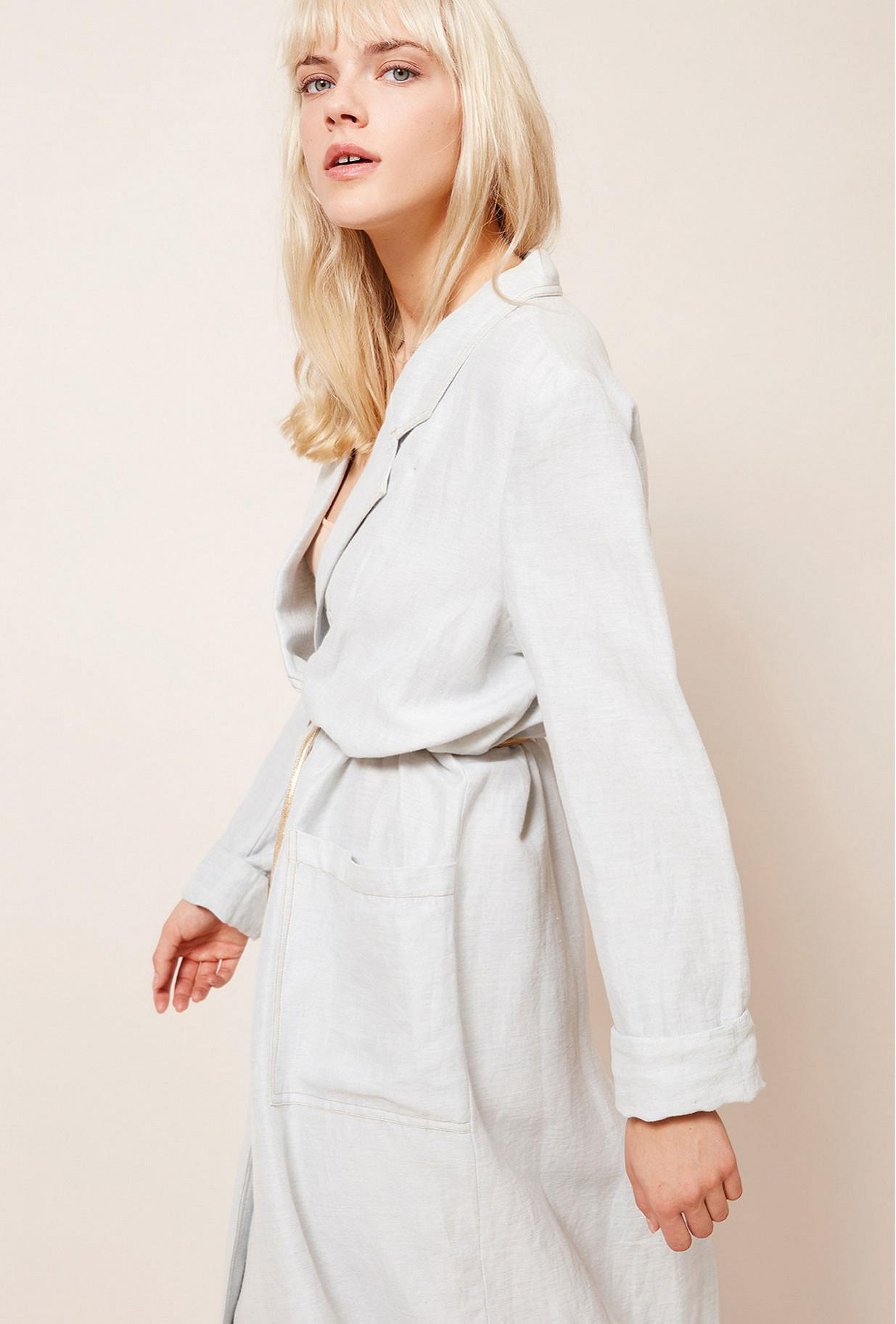 Paris clothes store Coat  East Wood french designer fashion Paris