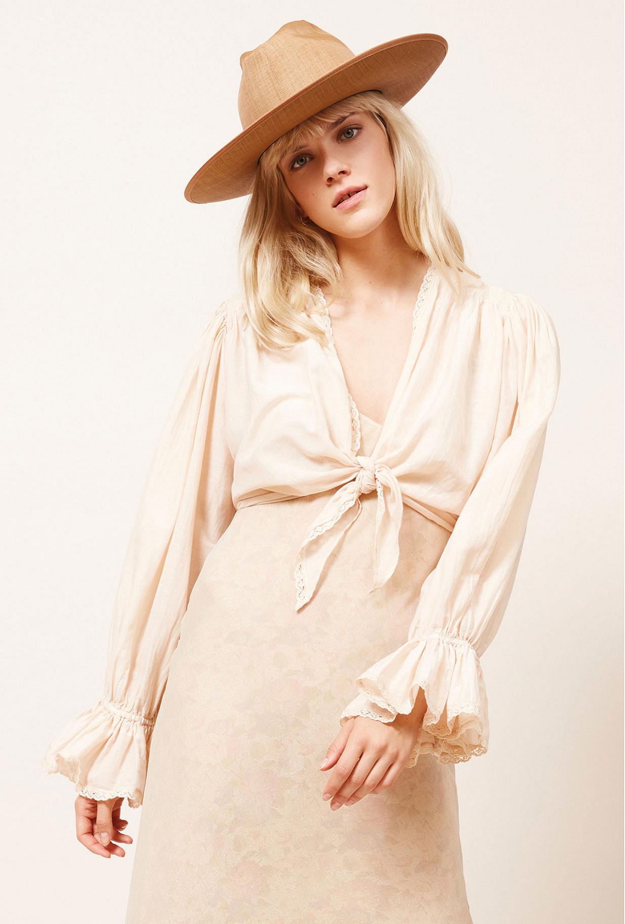Kimono  Gaynor Mes demoiselles fashion clothes designer Paris
