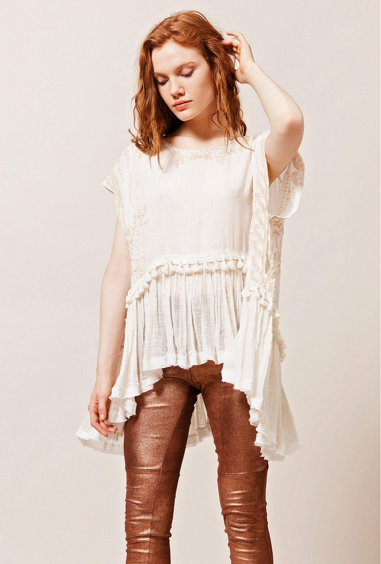 Paris boutique de mode vêtement Top créateur bohème Greco