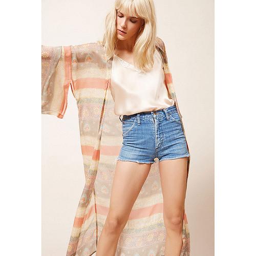 Pastel  Kimono  Pirosh Mes demoiselles fashion clothes designer Paris
