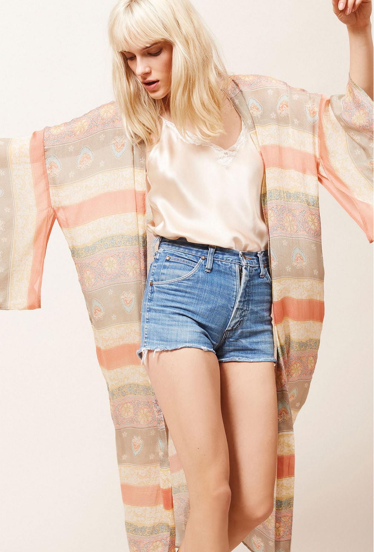 Paris boutique de mode vêtement Kimono créateur bohème  Pirosh