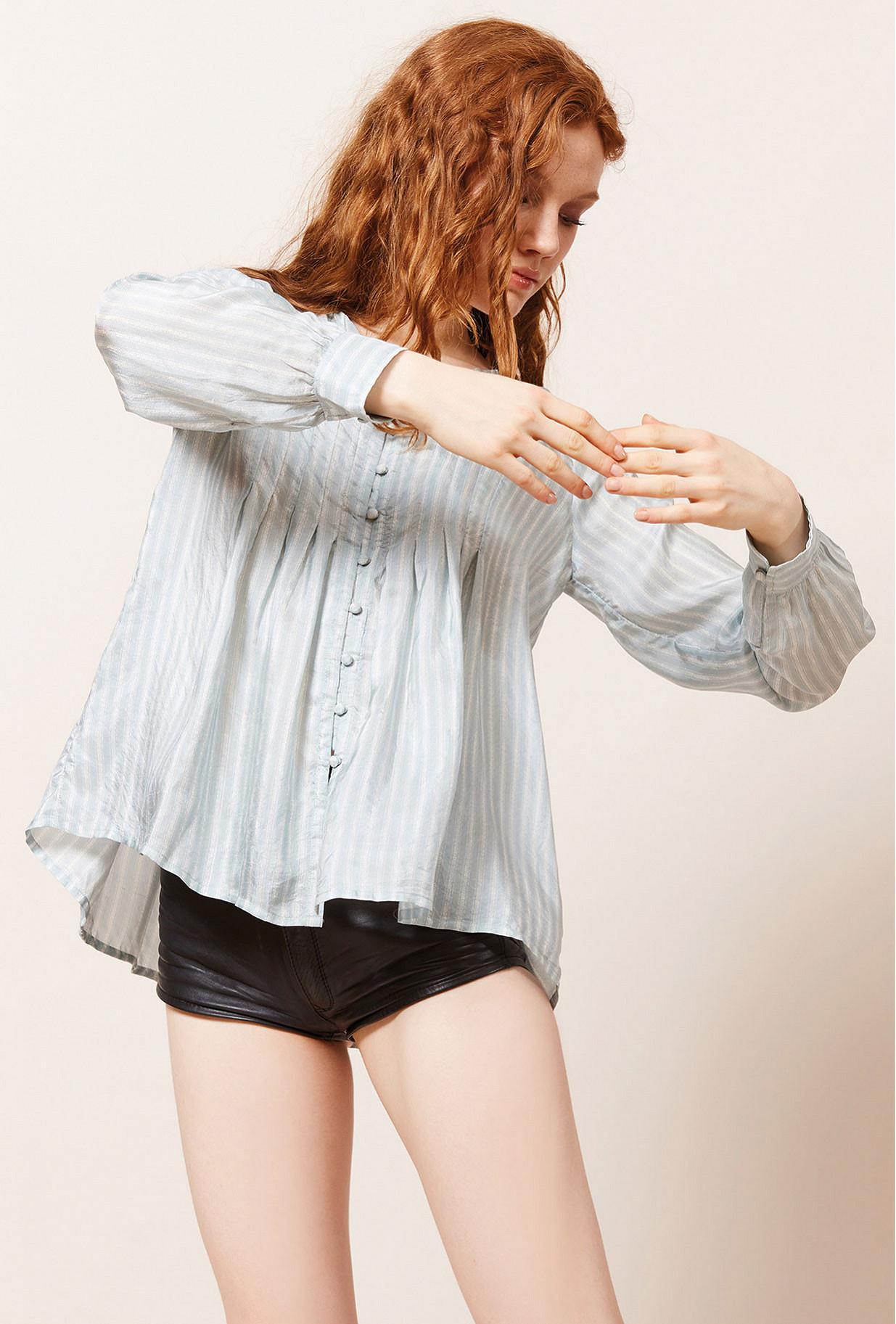 Paris boutique de mode vêtement Blouse créateur bohème Jahil