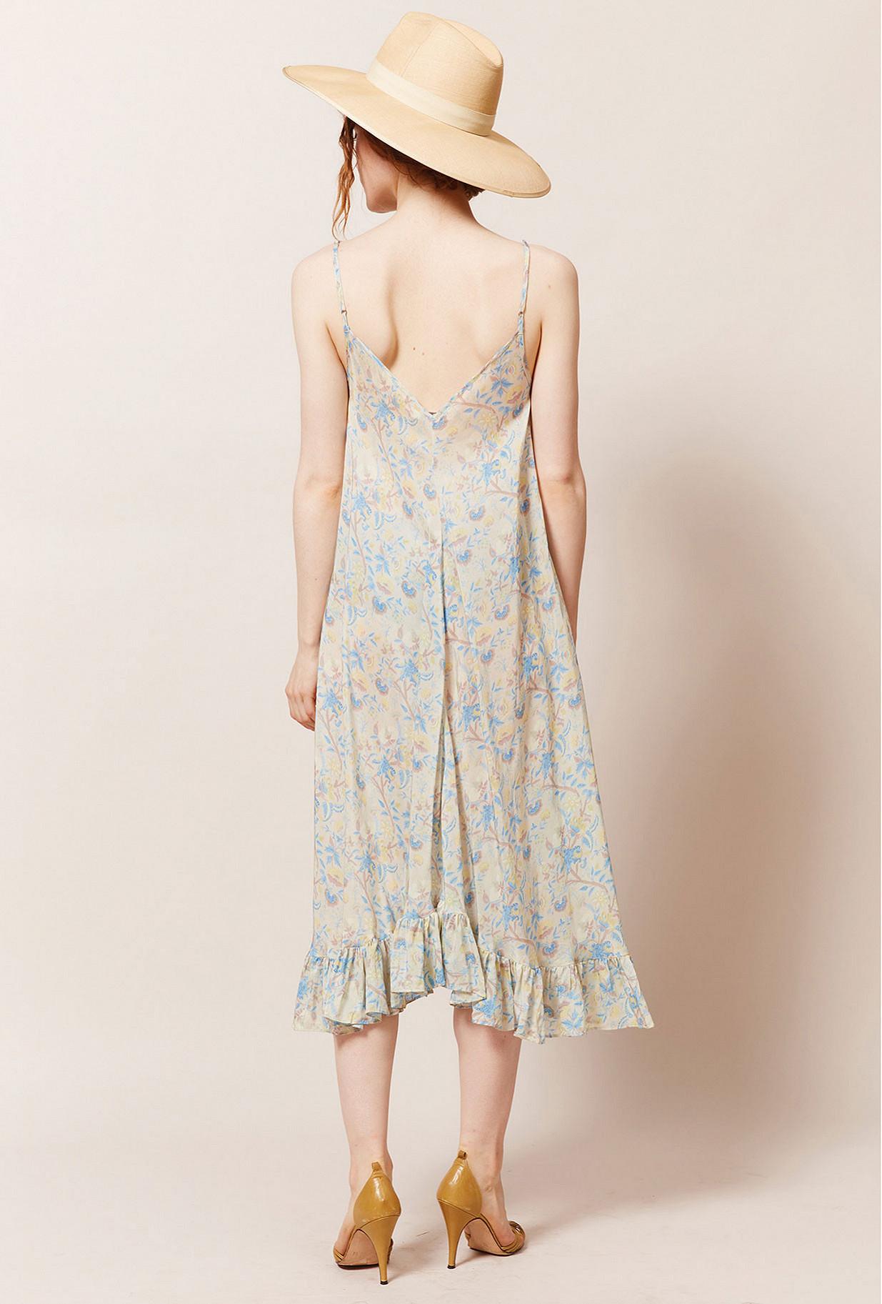 Robe Imprimé fleuri  Sulfate mes demoiselles paris vêtement femme paris
