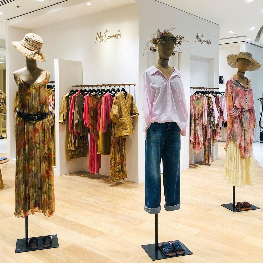 Corner paris mesdemoiselles fashion bonmarche