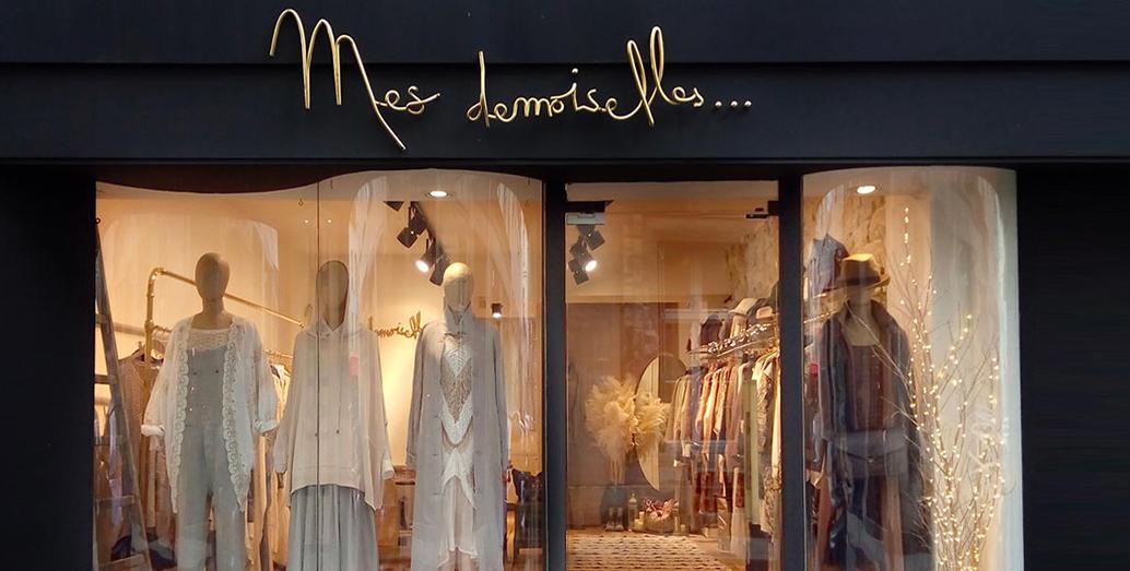 mesdemoiselles paris boutique rue Charlot