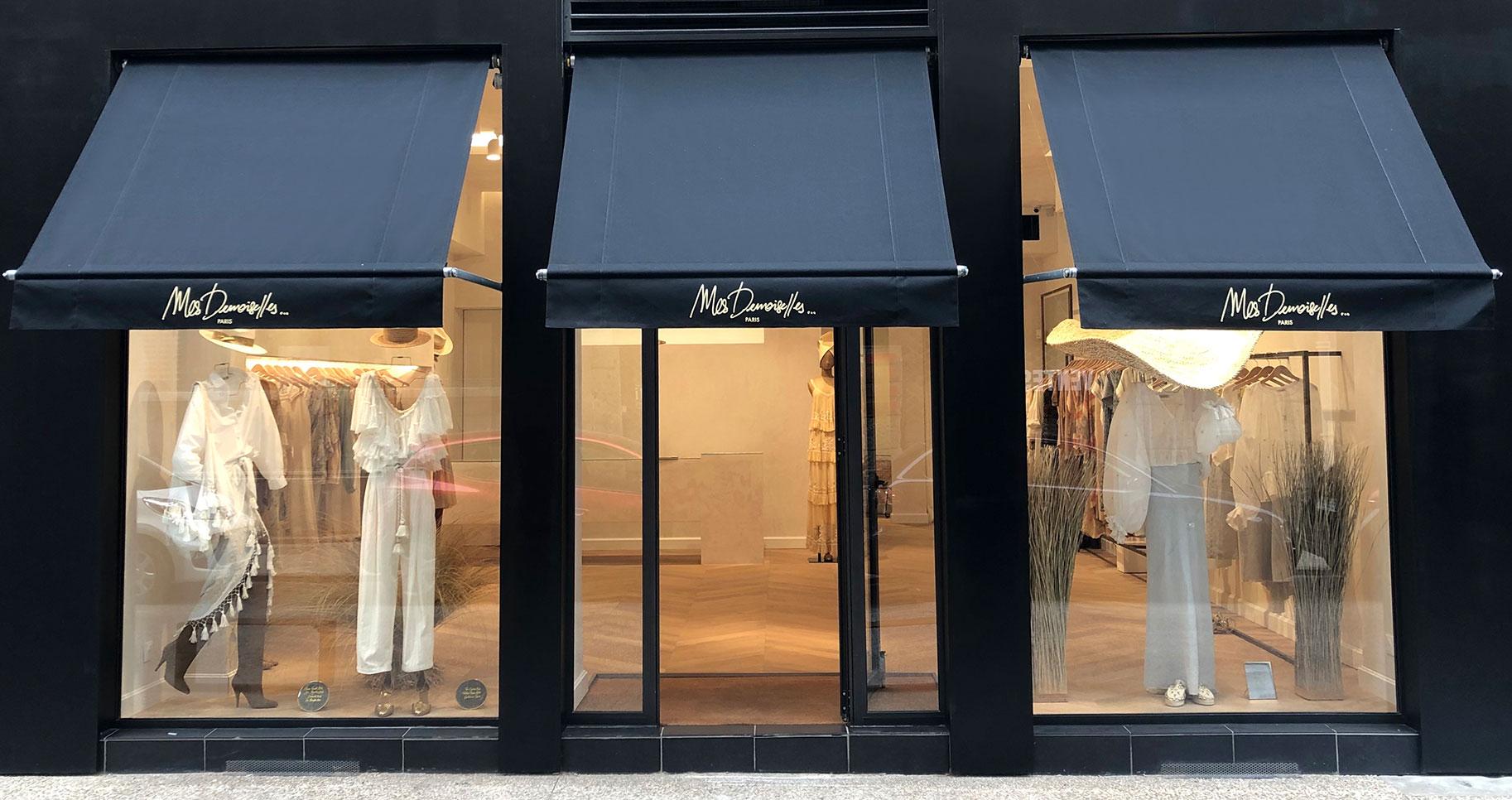 store Lyon 02 Mes Demoiselles brand designer