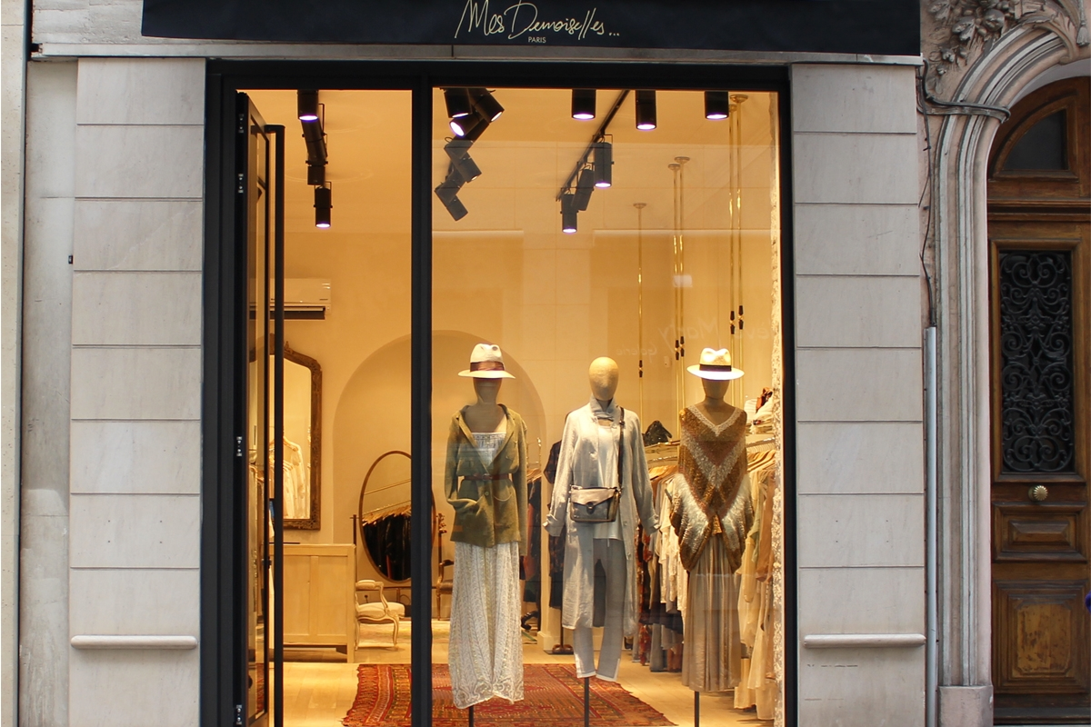 Store mesdemoiselles paris cannes fashion