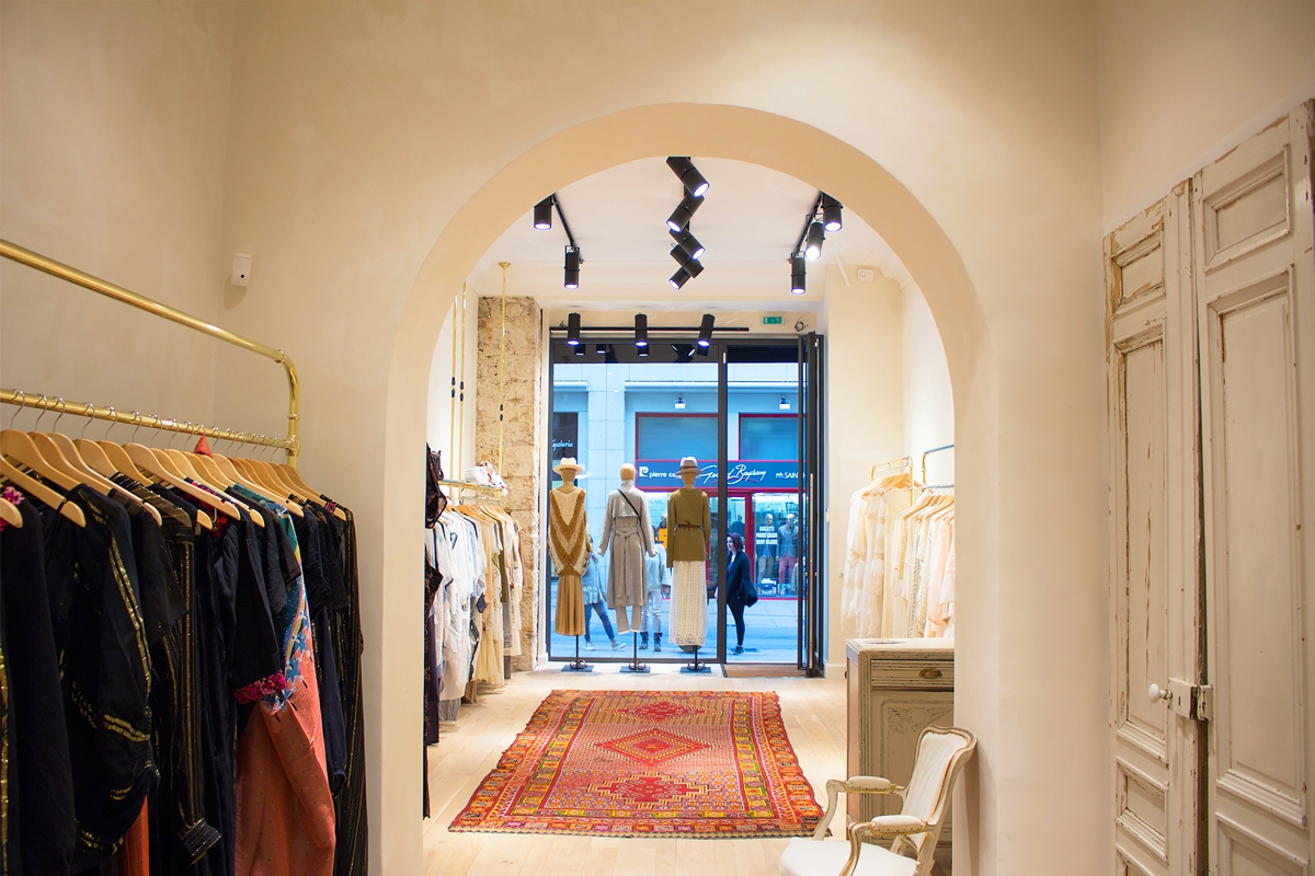 Mesdemoiselles fashion paris stores Cannes designer