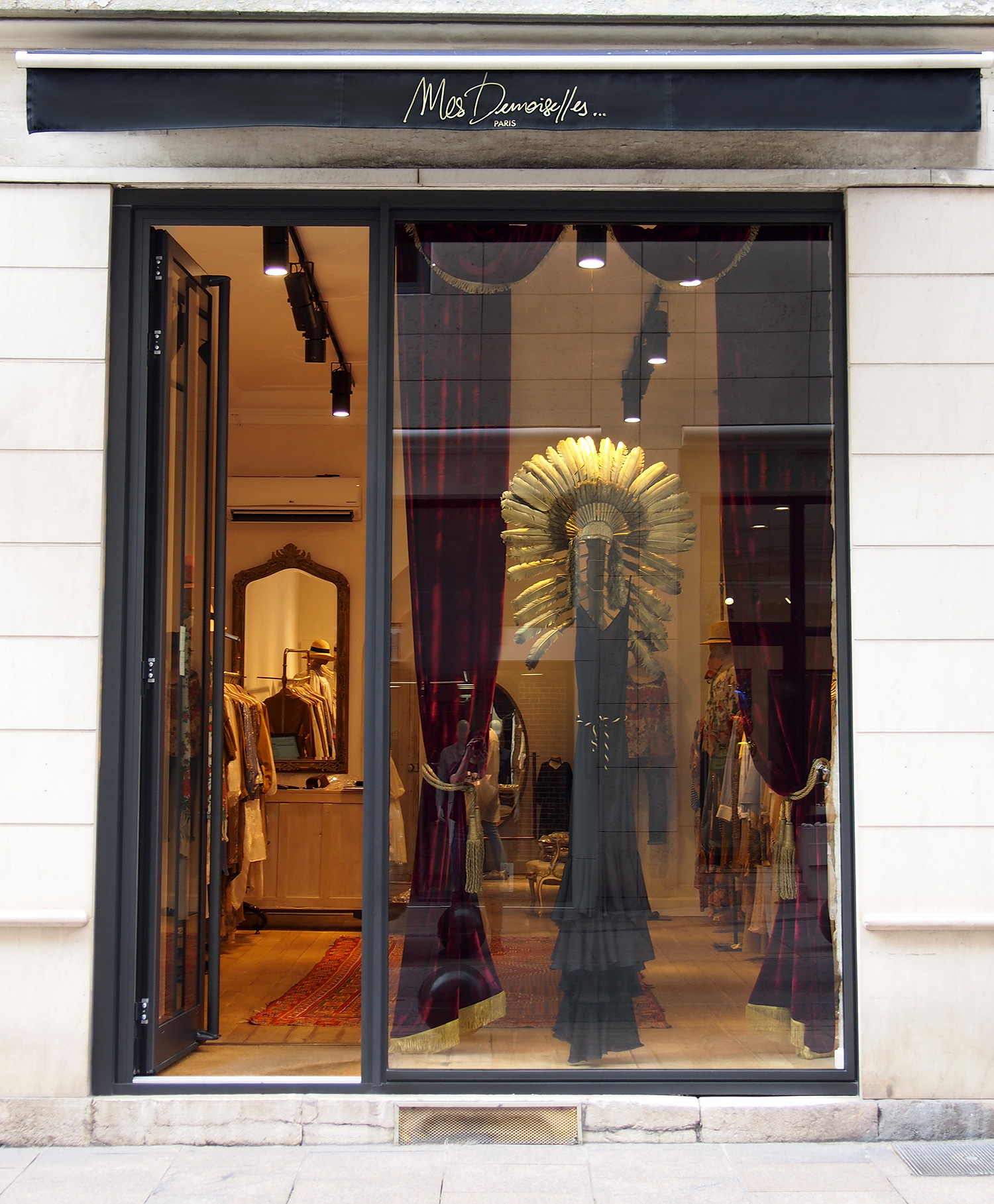 boutique mesdemoiselles cannes paris fashion