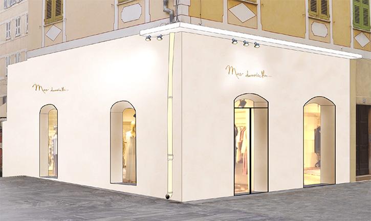 Boutique mode paris bastia