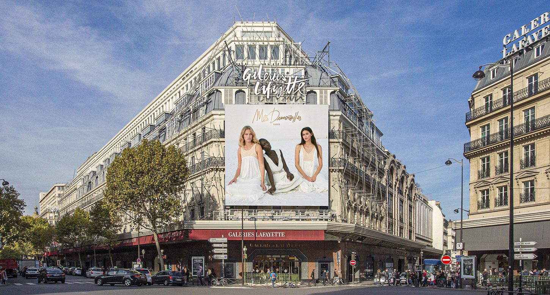 Galerie Lafayette Mes Demoiselles Paris