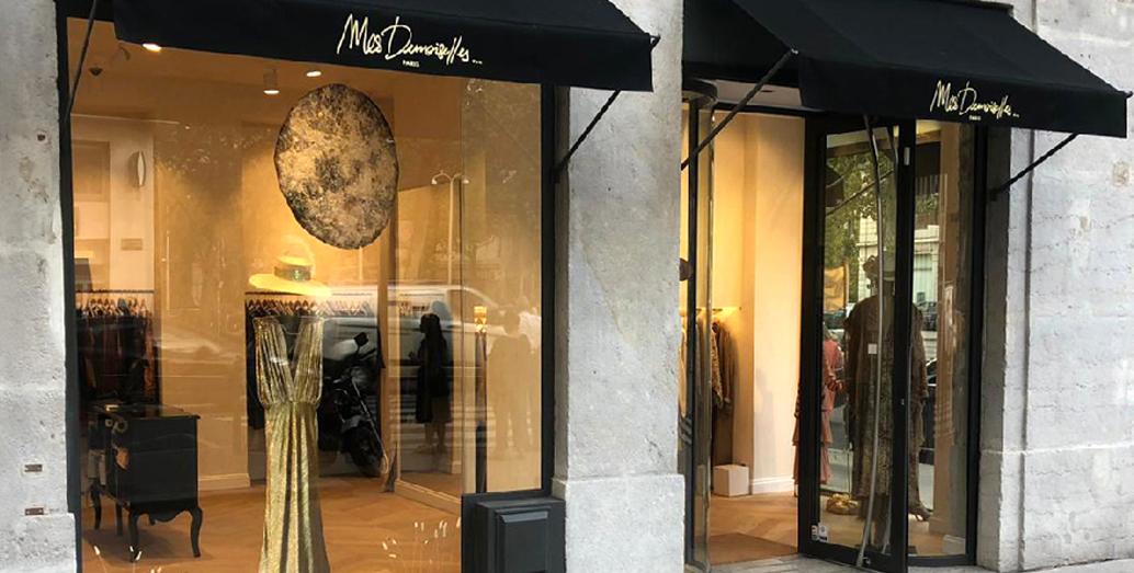 boutique Lyon mesdemoiselles createur