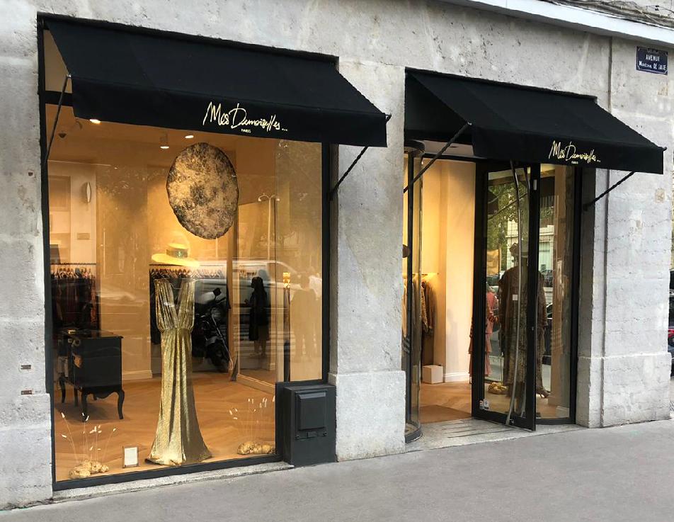 boutique Lyon 06 Mes Demoiselles mode femme