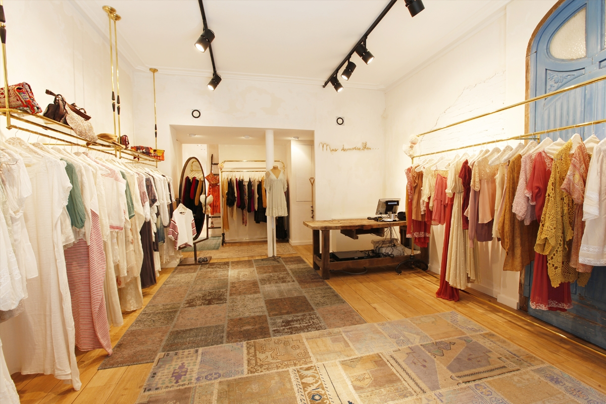 Mes Demoiselles store Neuilly