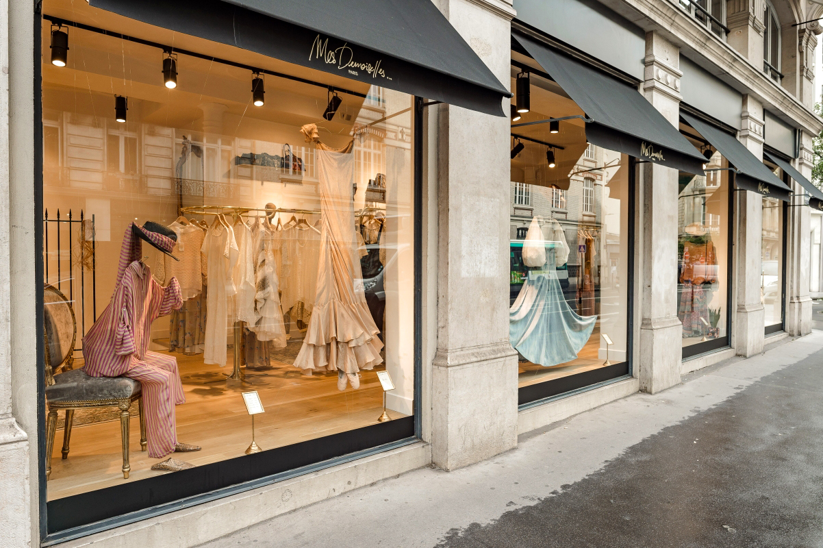 Boutique mode mesdemoiselles paris shopping