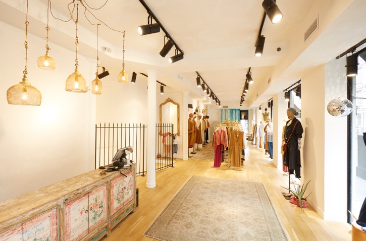 Boutique paris mesdemoiselles fashion store