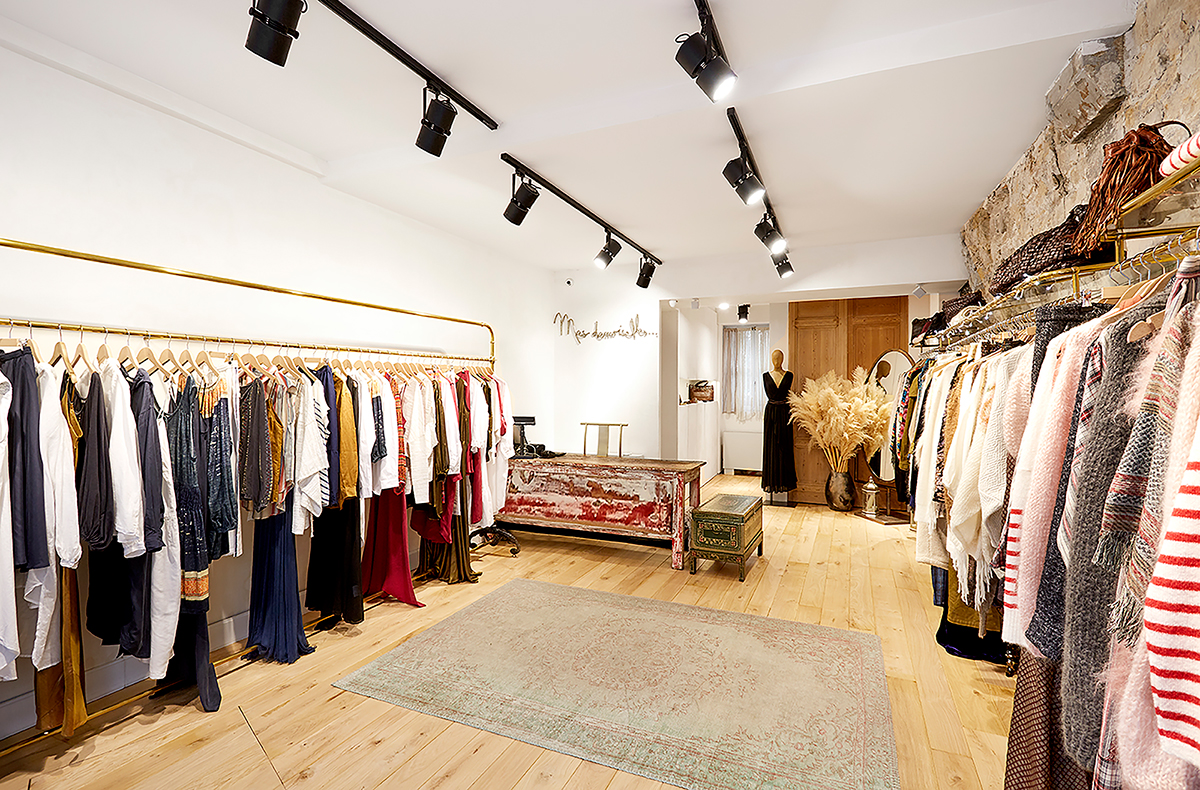 Mes Demoiselles rue Charlot store in Paris
