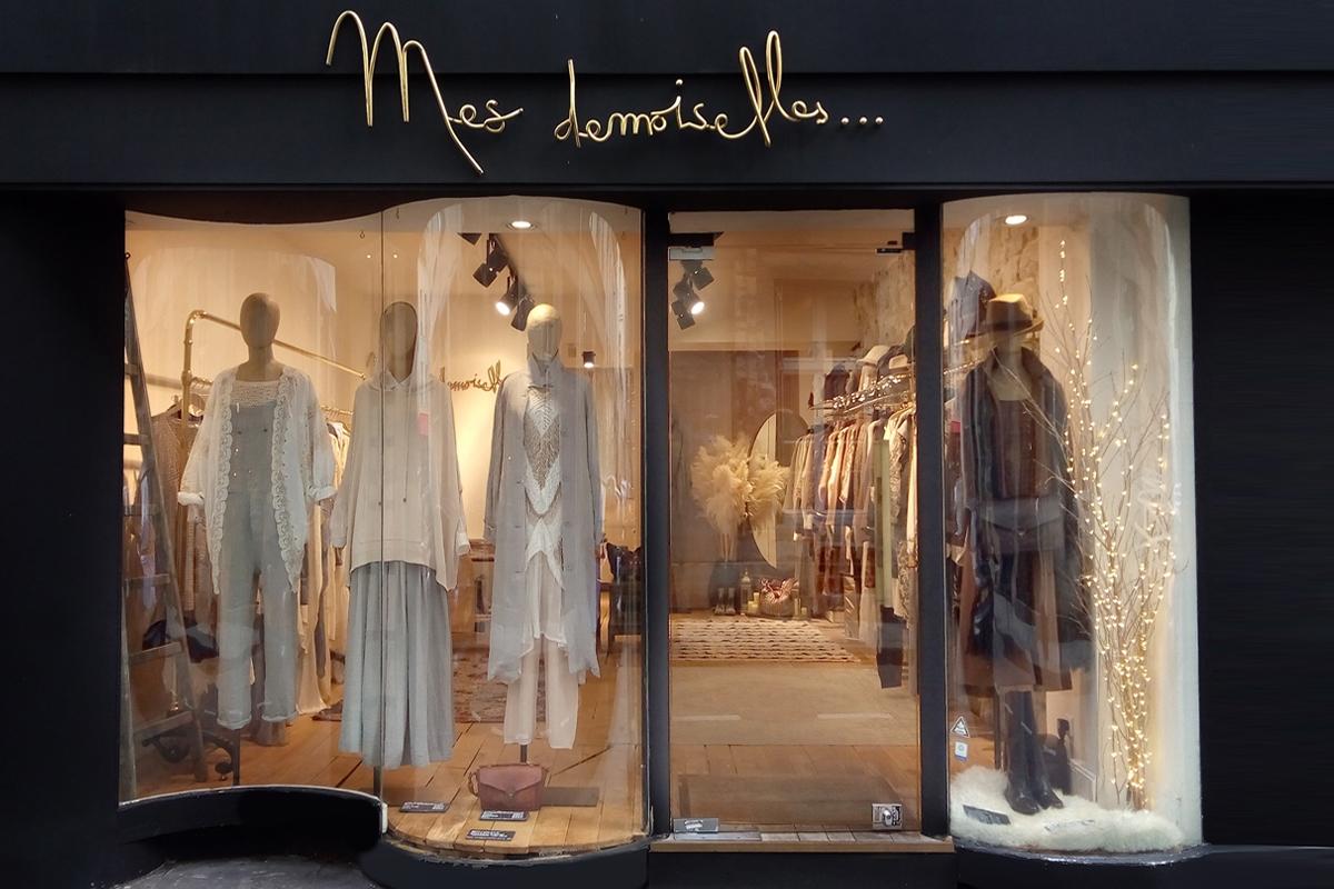 Rue Charlot boutique Mes Demoiselles