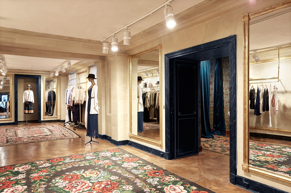 Boutique mesdemoiselles paris shopping fashion