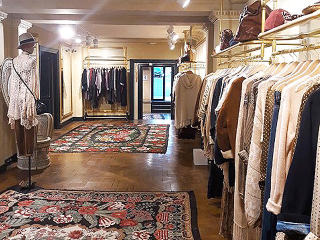 Mes Demoiselles Paris Boutique