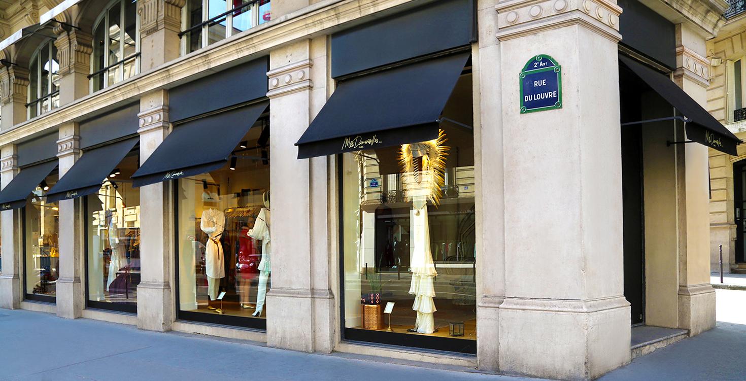 boutique etienne marcelle mesdemoiselles paris