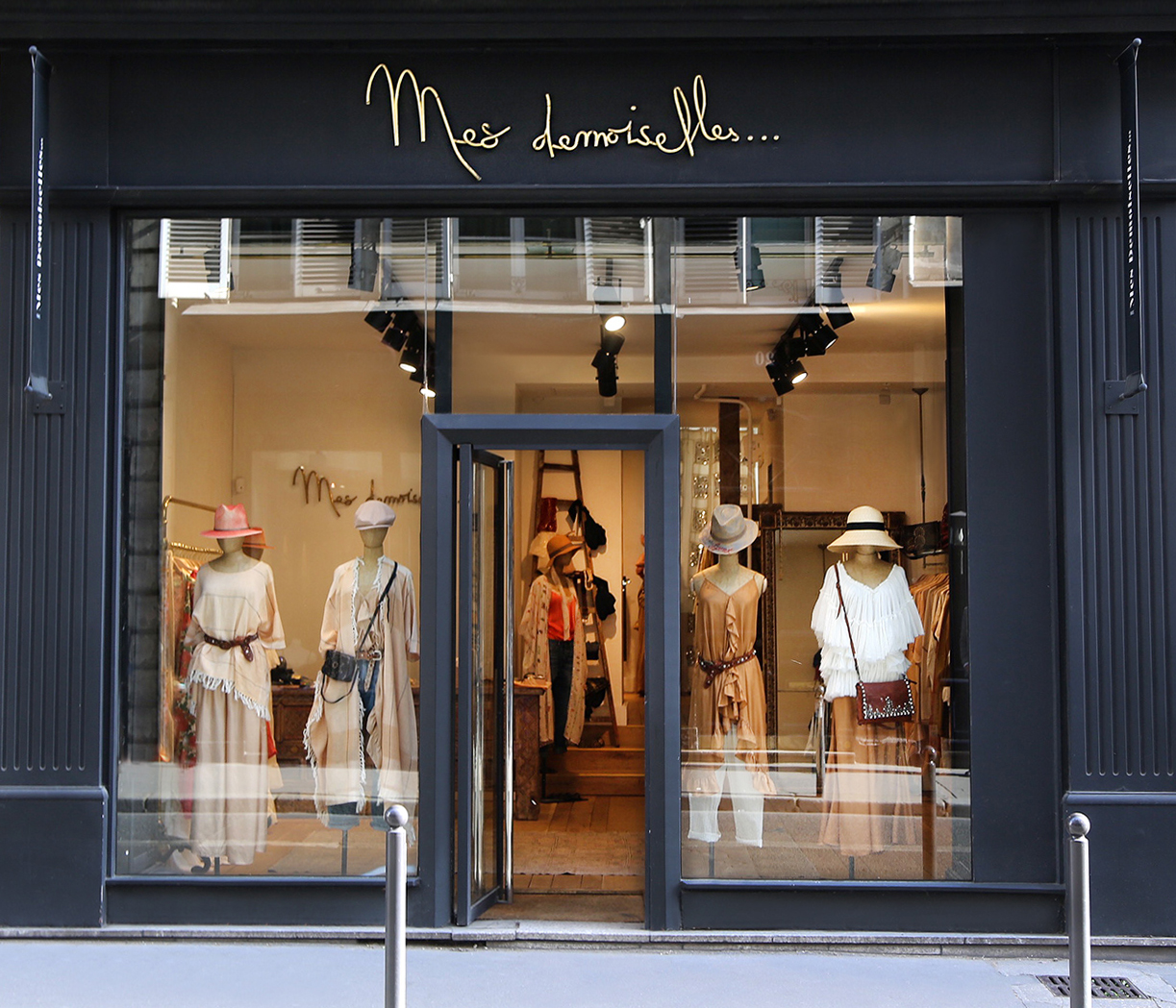 store sulpice mesdemoiselles paris fashion