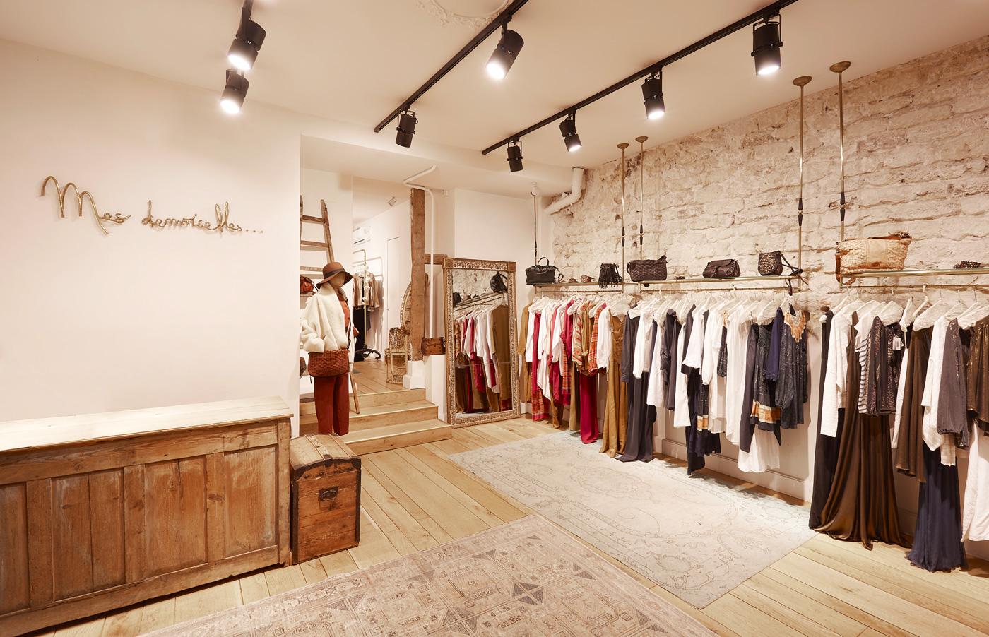 63f78912d31b7a Boutique femme Saint Germain Des Prés 75006 mode femme créateur ...