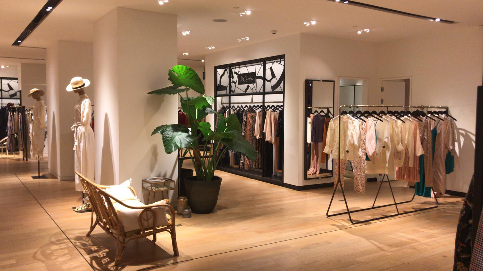 le bon marche mesdemoiselles paris fashion