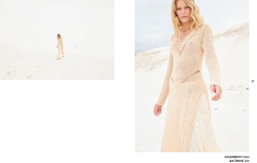 Mes Demoiselles – Dress Sacramento and skirt Bactriane