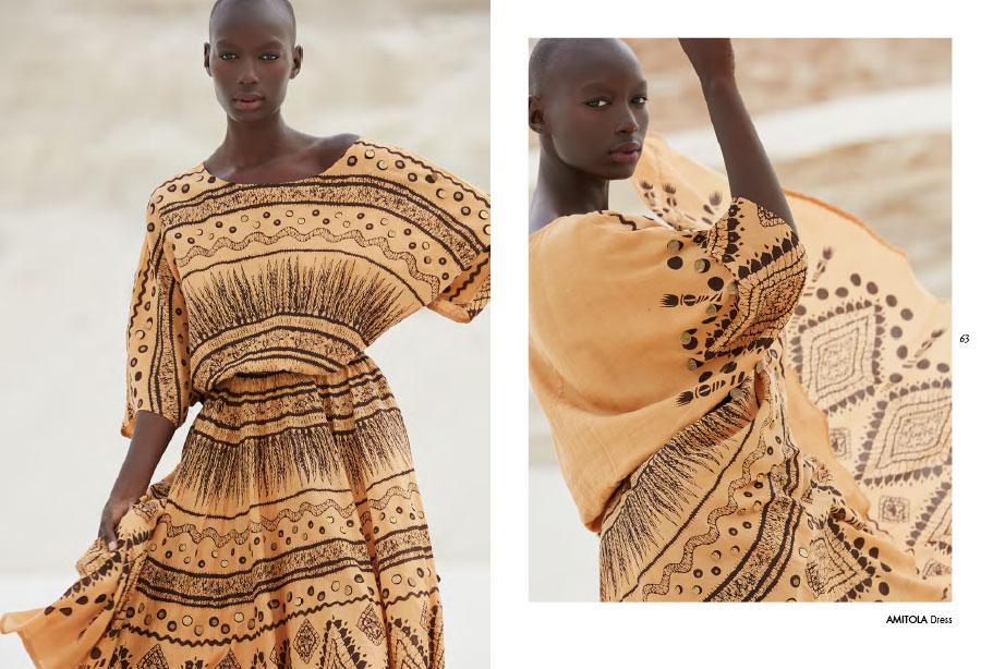 Mes Demoiselles – Dress Amitola