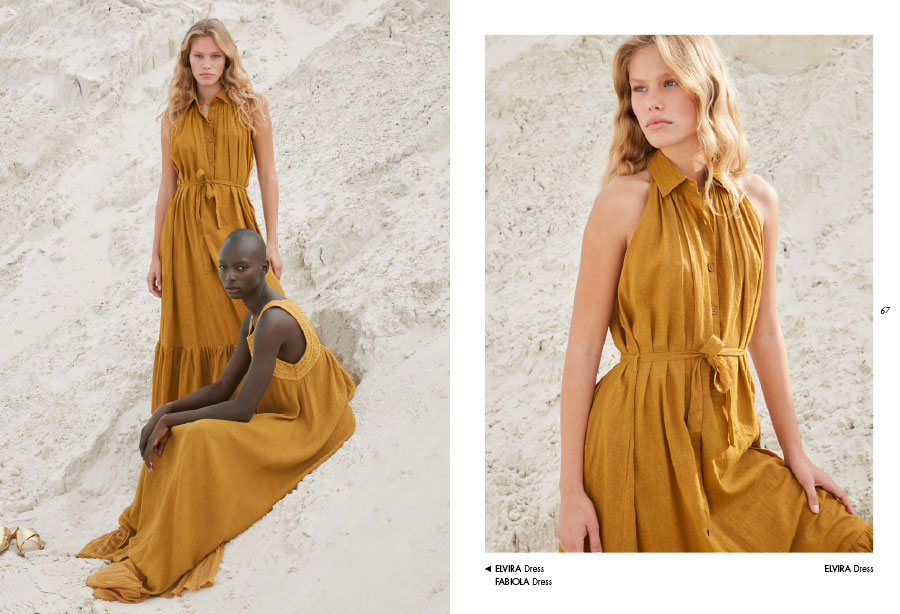 Mes Demoiselles – Dress Elvira and dress Fabiola