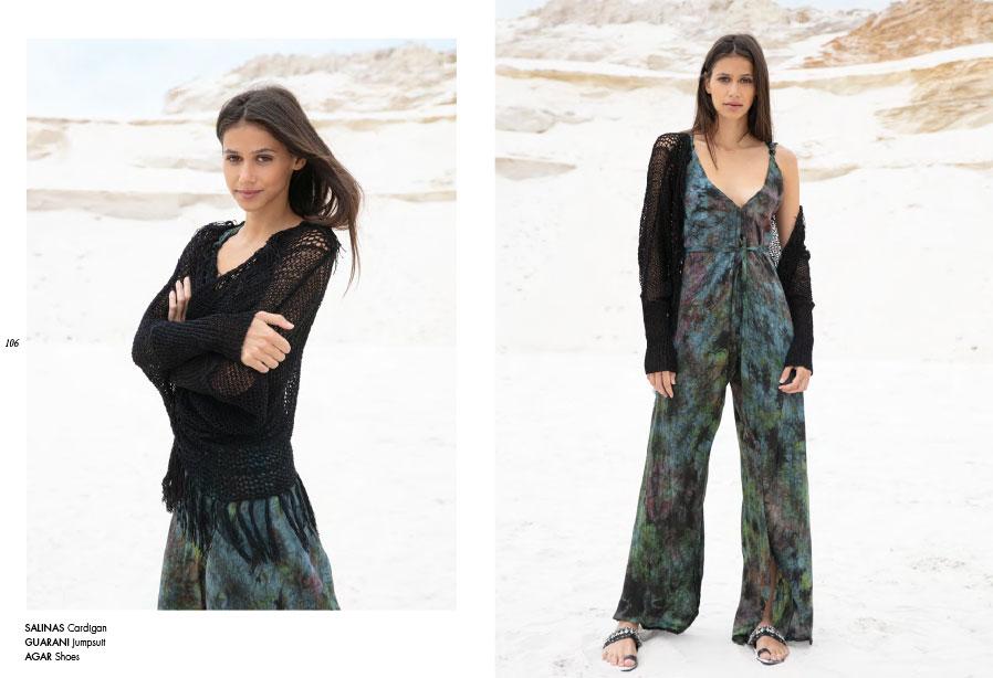 Mes Demoiselles – Dress Godavori, top Guinea et pant Viverno