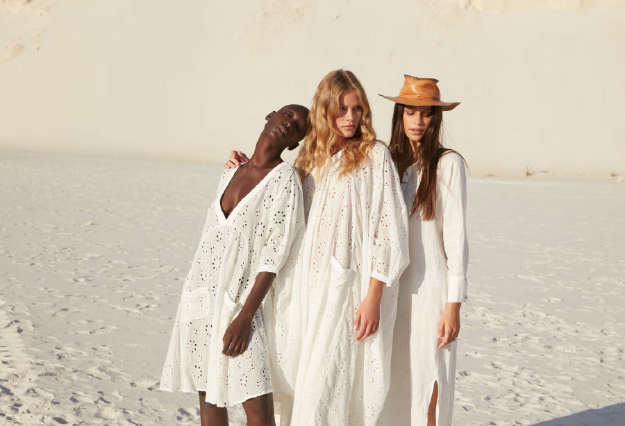 Mes Demoiselles – Discover dress Fabiola, dress Cleopatre and dress Francesca
