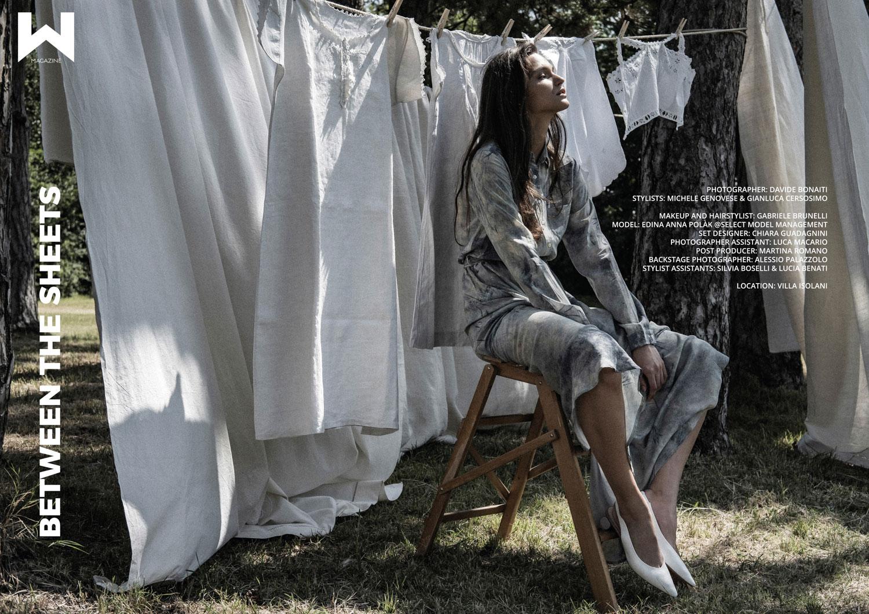 SWITCH magazine press publication october